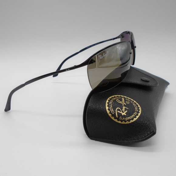 e3f620e8415 RayBan RB3544 Men s Sunglasses w case. M 5ac7c5ea5512fdb77fc41be4. Other  Accessories you may like. RAY-BAN ...